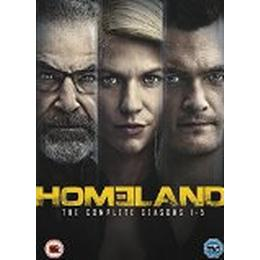 Homeland - Season 1-5 [DVD] [2016]